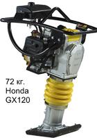 Вибротрамбовка Tekpac MR75H